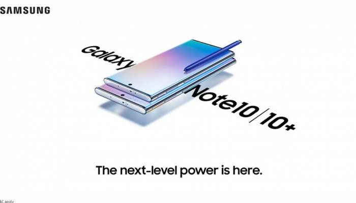 मोस्ट अवेटेड Samsung Galaxy Note 10 और Galaxy Note 10+ हुआ लॉन्च, ऐसे मिलेगा 6000 कैशबैक