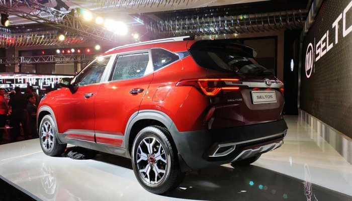 auto news Kia Seltos Compact SUV Launched In India, Prices Start at rs 9.69 Lakh