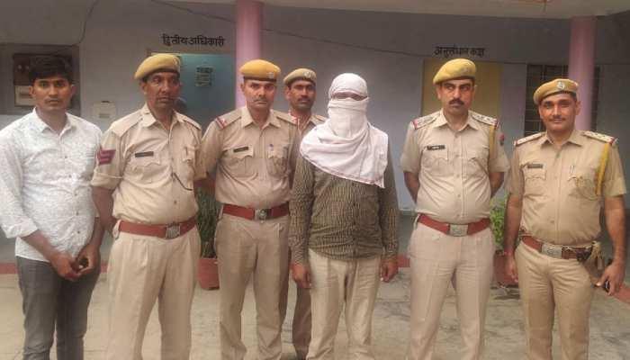 अलवर: रकबर हत्या मामले में चौथा आरोपी विजय गिरफ्तार, पुलिस करेगी पूछताछ