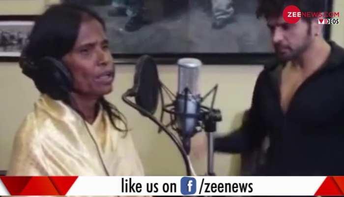 Ranu Mandal new song with Himesh Reshamiya