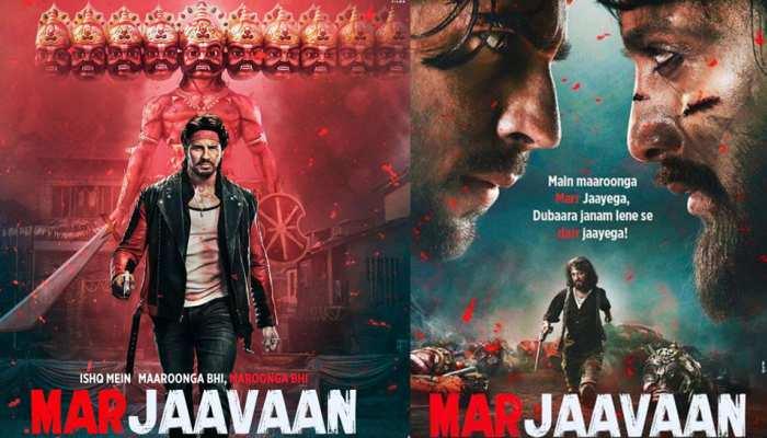 Marjaavaan Poster: सिद्धार्थ मल्होत्रा और रितेश देशमुख में फिर होगी जबरदस्त भिड़ंत
