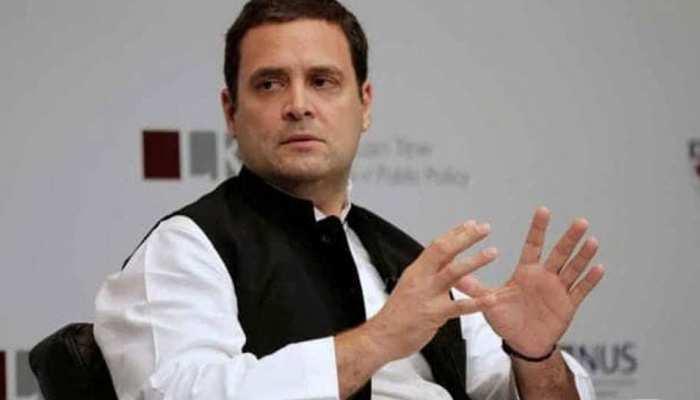 सरकार के अपने आर्थिक सलाहकारों ने मानी अर्थव्यवस्था में भारी गड़बड़ी की बात: राहुल