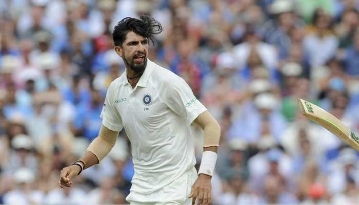 INDvs WI: Ishant Sharma takes 5 wicket haul in Antigua test first innings