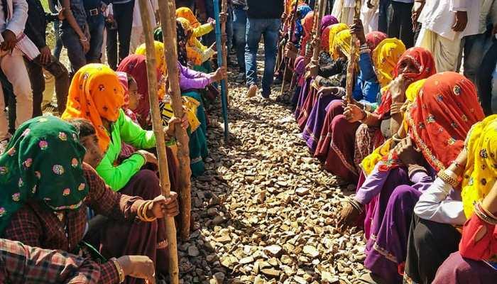 राजस्थान: आरक्षण को लेकर गुर्जर फिर कर सकते हैं आंदोलन, सोमवार को होगी बैठक