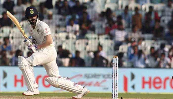 INDvsWI, 1st Test, 3rd Day: टी ब्रेक तक भारत को 173 रन की बनाई बढ़त