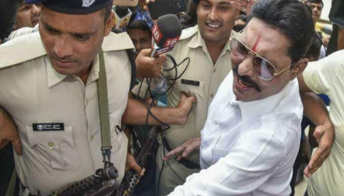 कड़ी सुरक्षा के बीच पटना लाए गए बाहुबली विधायक अनंत सिंह, आज किए जाएंगे कोर्ट में पेश