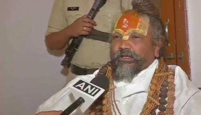 कंप्यूटर बाबा ने की मोदी की तारीफ, बोले- एक वादा पूरा किया, अब राम मंदिर की बारी