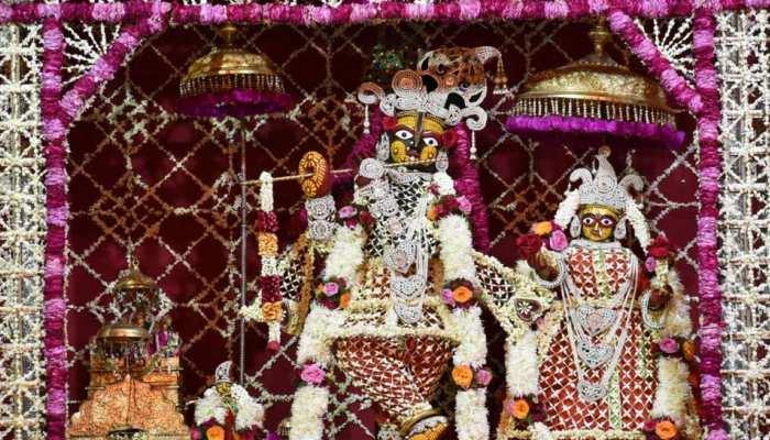 राजस्थान: जन्माष्टमी के रंग से सराबोर हुए सभी मंदिर, सजाई गई विशेष झांकिया