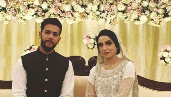 पाकिस्तान के एक और ऑलराउंडर क्रिकेटर ने रचाई शादी, विदेशी दुल्हनिया को लाए घर