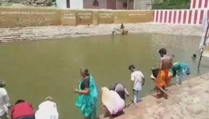 अंधविश्वास: प्रेत आत्मा से मुक्ति के लिए लोग लगा रहे हैं इस नदी में डुबकी