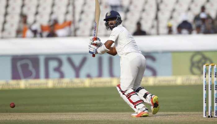 INDvsWI, 1st Test, Day 4: रहाणे का शतक, विंडीज को दिया 419 रन का लक्ष्य