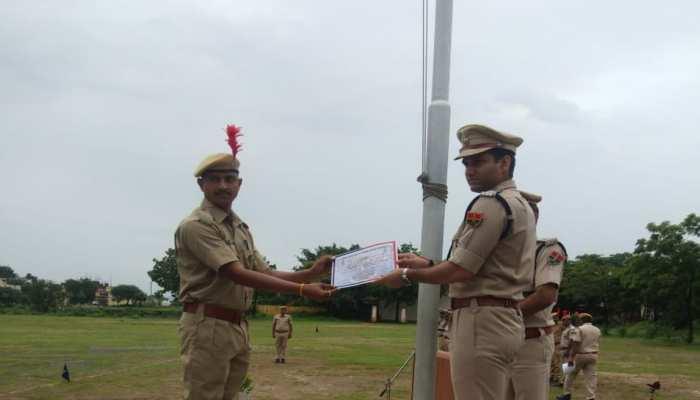 डूंगरपुर: जिला पुलिस ने किया शुरू किया नवाचार, 20 पुलिसकर्मियों को किया गया सम्मानित