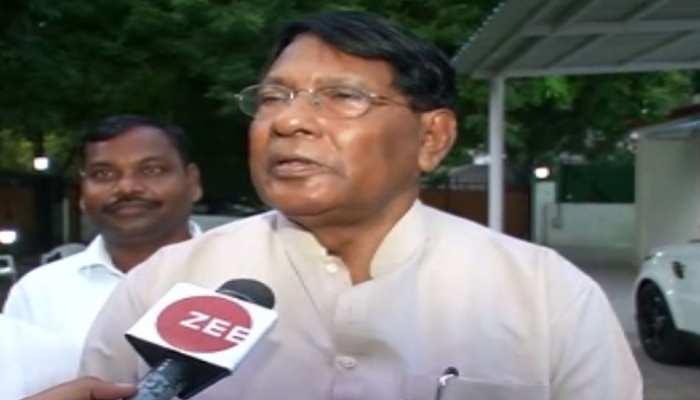 रामेश्वर उरांव बने झारखंड कांग्रेस के प्रदेश अध्यक्ष, मनमोहन सरकार में रह चुके हैं राज्य मंत्री