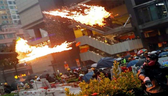 एक बार फिर संकट में हांगकांग, 2 दिन में 86 लोगों को पुलिस ने किया गिरफ्तार