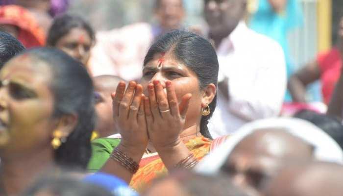 रोजाना तिरुपति बालाजी पहुंच रहे हैं हजारों श्रद्धालु, एक दिन में आया 4 करोड़ 92 लाख रुपये का चढ़ावा