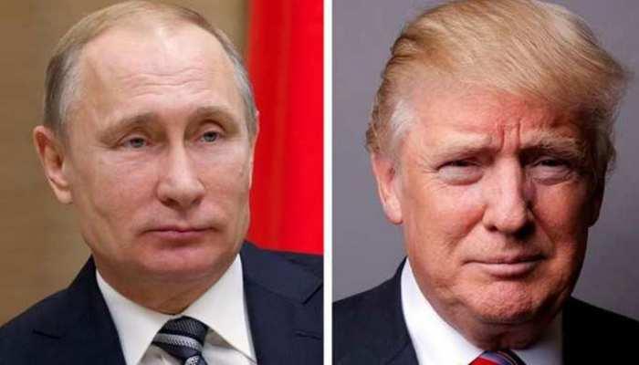 डोनाल्ड ट्रंप ने कहा, व्लादिमीर पुतिन को 2020 के जी 7 में करूंगा आमंत्रित