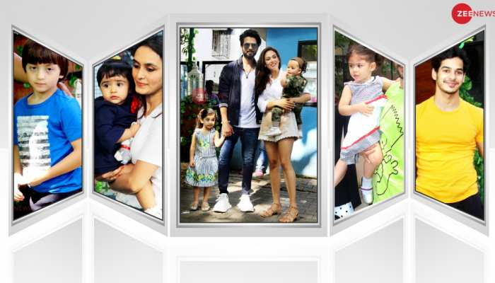Inside Photos Of Shahid Kapoor and Mira Rajputs daughter birthday bash