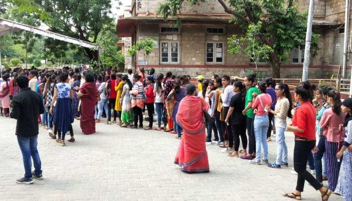राजस्थान विश्वविद्यालय में छात्रसंघ चुनाव के लिए मतदान खत्म, कल आएंगे नतीजे