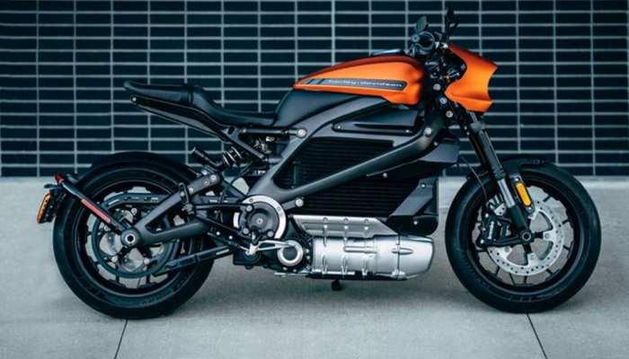 Harley Davidson ने लॉन्च की देश की पहली फुली इलेक्ट्रिक बाइक, कीमत जानकर होंगे हैरान