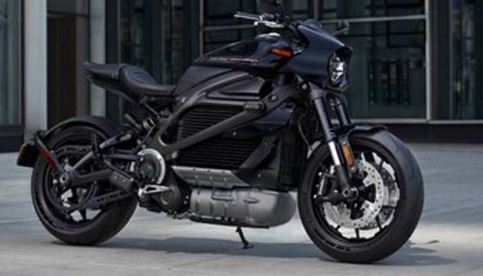 Harley Davidson launched electric bike LiveWire cost around 50 lakhs