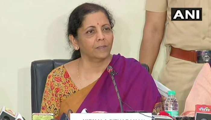 RBI फंड को लेकर राहुल गांधी के बयान पर निर्मला सीतारमण का पलटवार