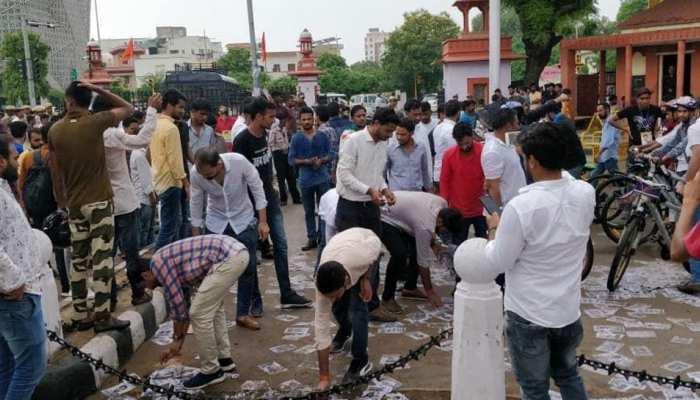 राजस्थान छात्रसंघ चुनाव में मतदान के दौरान उड़ी आचार संहिता की धज्जियां, चुनाव शांतिपूर्ण