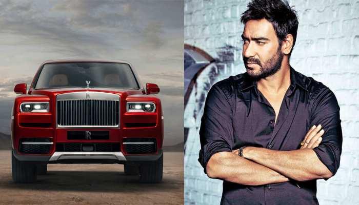 अजय देवगन घर लाए अपनी ड्रीम कार, देश की सबसे महंगी इस कार की कीमत जानकर उड़ा जाएंगे होश!