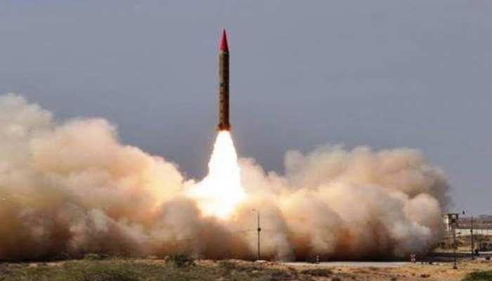 भारत से तनाव के बीच आज पाकिस्तान कर सकता है बैलिस्टिक मिसाइल का परीक्षण!