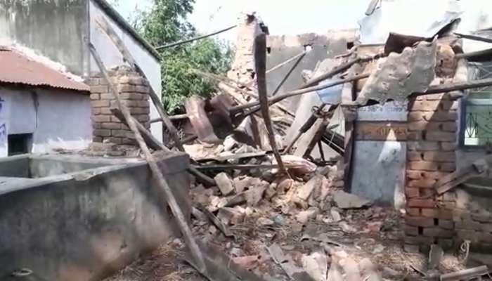 पश्चिम बंगाल में एक और टीएमसी नेता के घर में हुआ धमाका, गांव वालों ने लगाए गंभीर आरोप