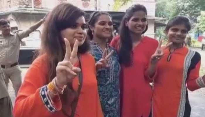 छात्रसंघ चुनाव: राजस्थान यूनिवर्सिटी 6 कॉलेजों में रहा एबीवीपी का दबदबा