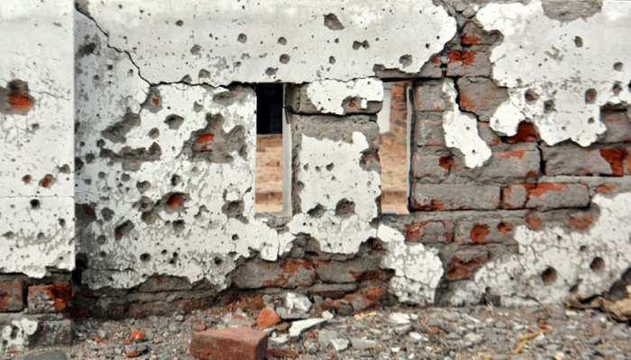 पूंछ में पाकिस्तान ने दागे मोर्टार, पीएचसी की इमारत को हुआ नुकसान