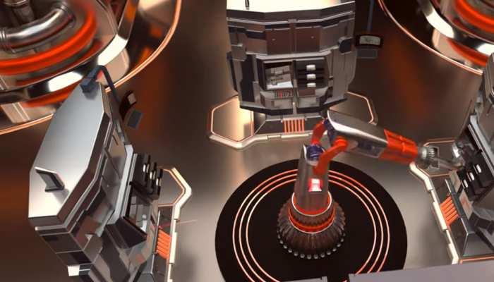 VIDEO: रोबोट की मदद से हो रही है कटे-फटे नोटों की छंटाई