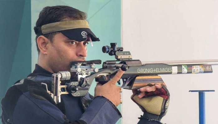 ISSF World Cup: संजीव राजपूत ने भारत को Shooting में दिलाया 8वां ओलंपिक कोटा, जीता सिल्वर