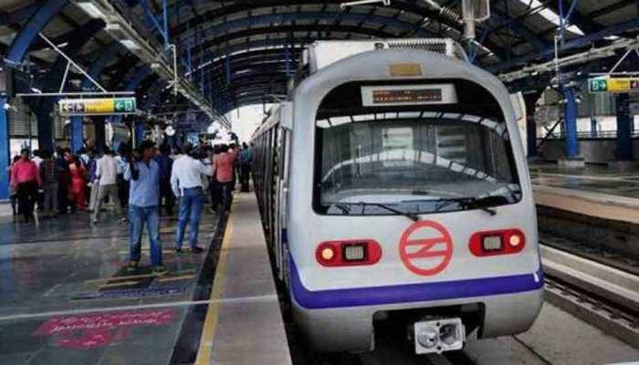 दिल्ली में मेट्रो की कंपन से दरक जा रही है घरों की दीवारें, लोग परेशान