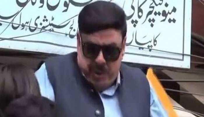 पाकिस्तान के मंत्री को लगा 'मोदी करंट', VIDEO में देखिए PM मोदी को कोसते हुए कैसे तिलमिला गए
