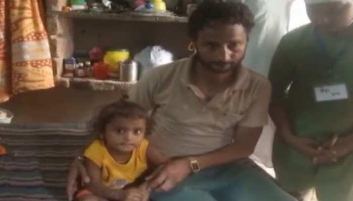 श्रीगंगानगर: ढाई साल के इस बाबा के पास चमत्कारी शक्ति का दावा, जानिए पूरी कहानी