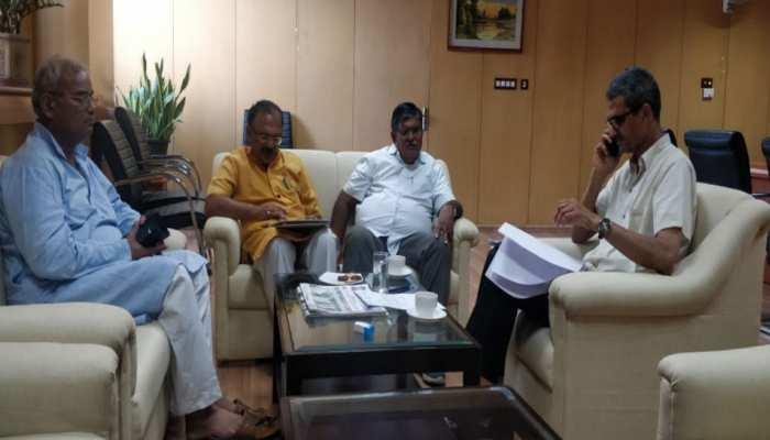 कोटा पुलिस हिरासत मौत मामला: BJP नेता गुलाबचंद कटारिया ने DGP से की मुलाकात, रखी मांग