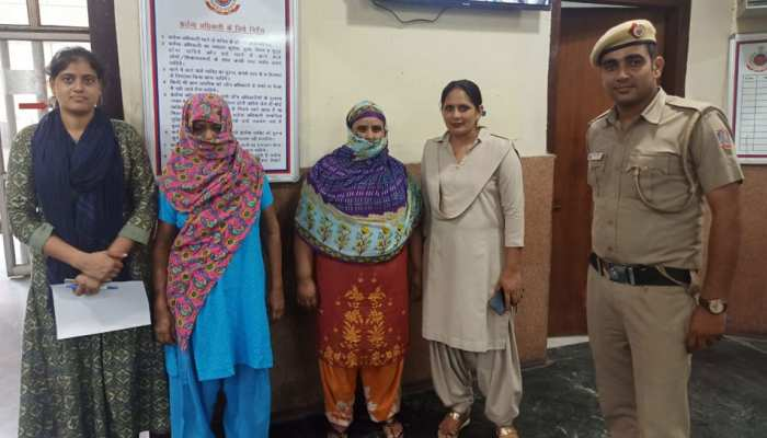 दिल्ली: जीबी रोड के कोठे में कपड़े बेचने घुसे दो कश्मीरी सेल्समैन, लुटेरी महिलाओं ने बनाया शिकार