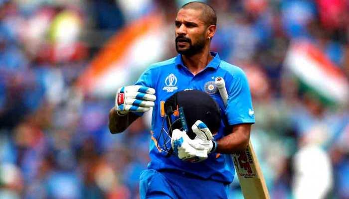 विजय शंकर चोटिल, सलामी बल्लेबाज शिखर धवन को टीम में मिली जगह