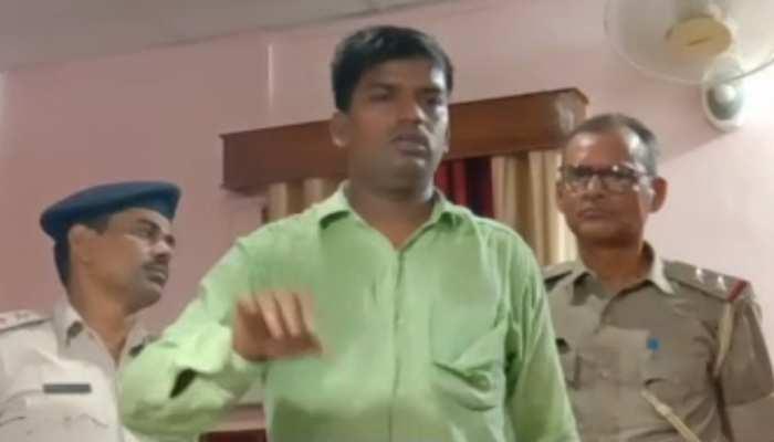 बिहार : CRPF जवान ने बीच चौराहे पर की हवाई फायरिंग, पूरे इलाके में दहशत