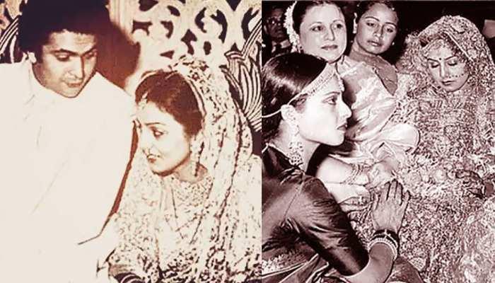 PHOTOS: Rishi Kapoor's wedding photos viral on social media