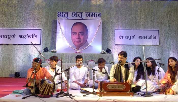 बिहार: CM नीतीश का ऐलान- 'राजकीय सम्मान के साथ मनायी जाएगी अरुण जेटली की जयंती'