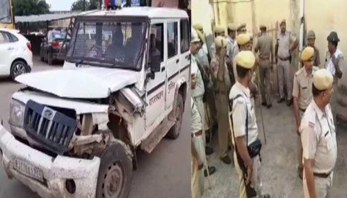 धौलपुर में बजरी लेकर जा रहे लोगों से हुई पुलिस की मुठभेड़, दो की मौत