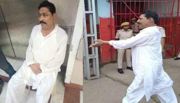 बिहार: जेल में अनंत सिंह गर्मी से हुए परेशान, रिमांड पर जाने से पहले चेले से मंगवाया पंखा