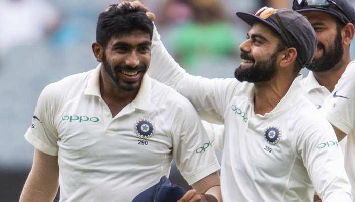 IND vs WI: बुमराह के 6 विकेट से मजबूत हुई टीम इंडिया, वेस्टइंडीज पर फॉलोऑन का खतरा