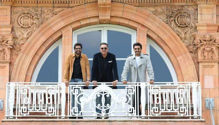 Shooting of the England schedule of the film '83' is completed