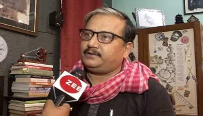 बिहार: चलती ट्रेन में RJD सांसद मनोज झा हुए चूहे से परेशान, रेल मंत्री से की शिकायत