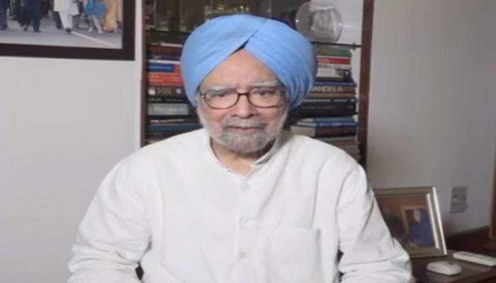 सरकार की गलत नीतियों की वजह से अर्थव्यवस्था में छाई मंदी: मनमोहन सिंह