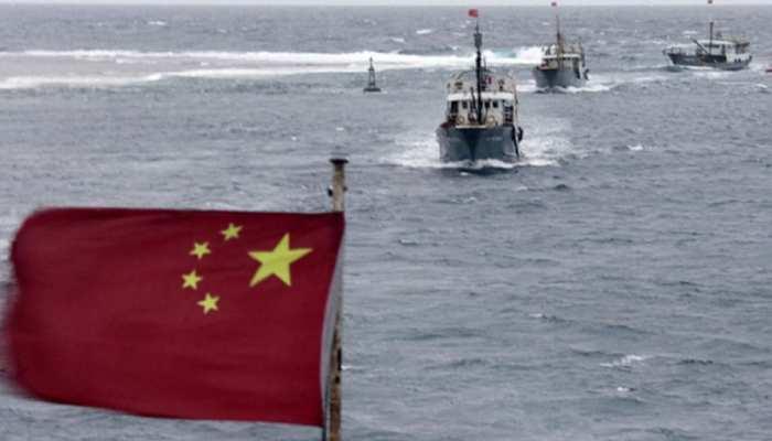 अंडमान और निकोबार द्वीपसमूह के पास समुद्र में भारत की जासूसी कर रहा है चीन