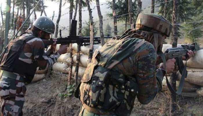 जम्मू कश्मीर में पाकिस्तान ने फिर तोड़ा सीजफायर, भारतीय सेना ने दिया मुंहतोड़ जवाब